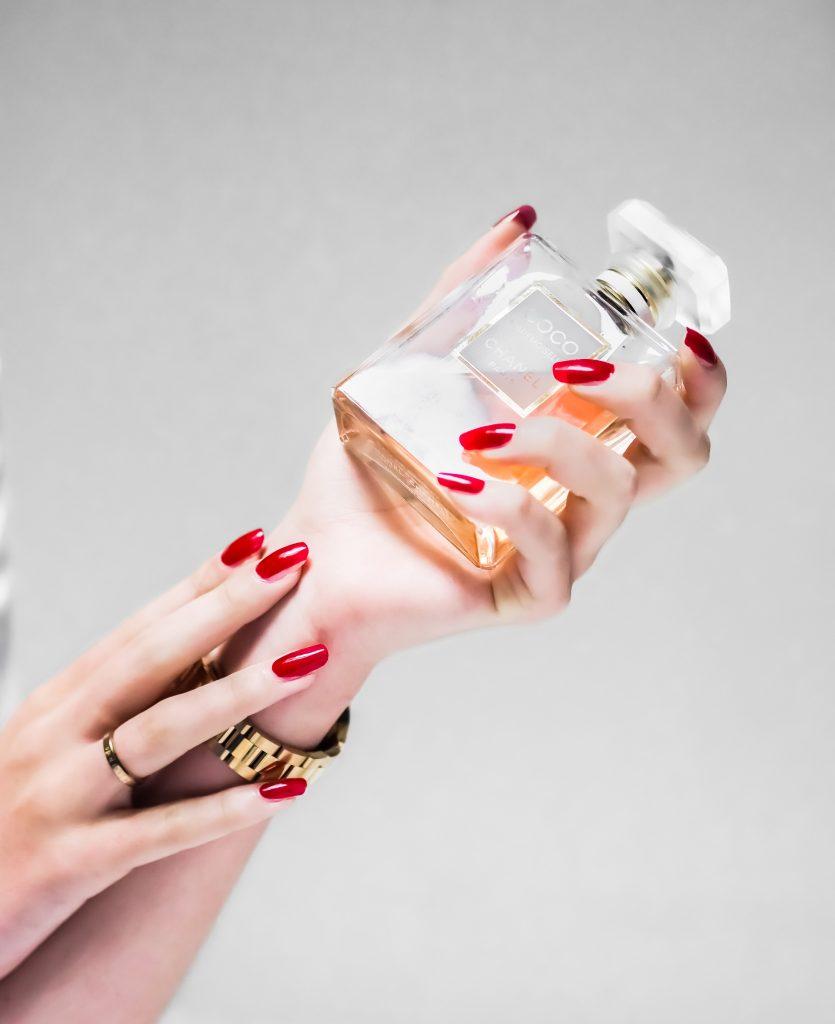 Perfume de lujo
