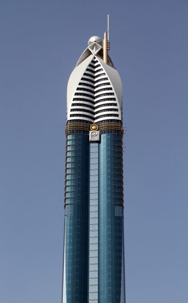 Edificio de lujo