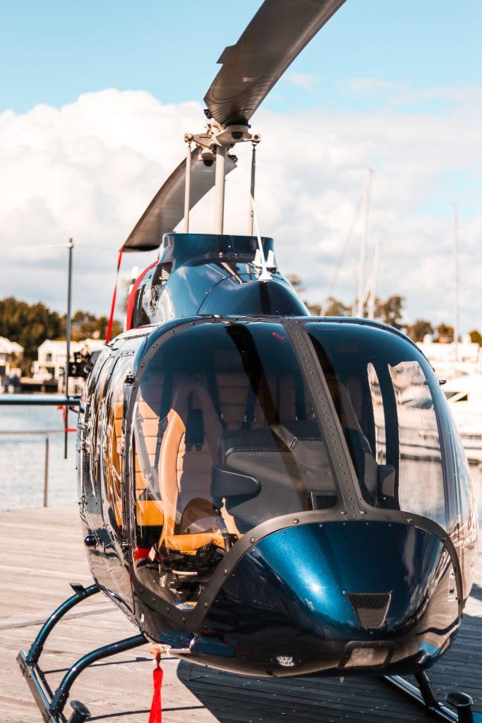 Helicoptero de lujo