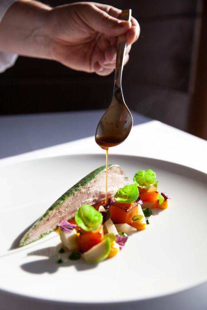 Platillo Gourmet